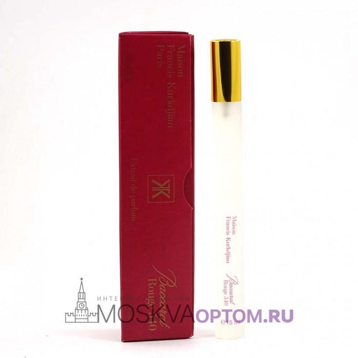 Maison Francis Kurkdjian Baccarat 540 Extrait de parfum унисекс 15 ml