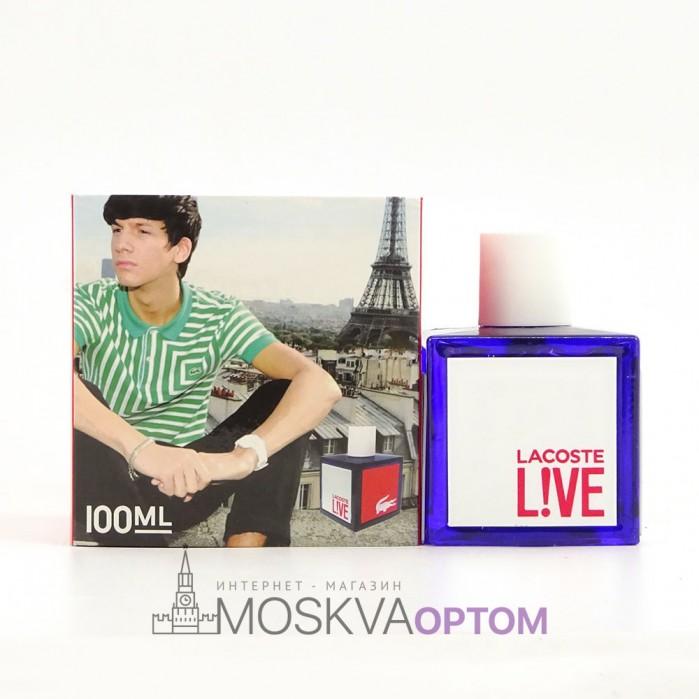 Live pour homme Lacoste Edt, 100 ml