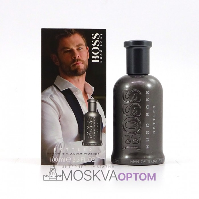 Hugo Boss Boss Bottled Man Of Today Edition Edt, 100 ml