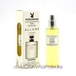 Парфюм с феромоном Chanel Allure homme Sport 45 ml TESTER