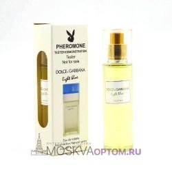 Парфюм с феромоном Dolce & Gabbana Light Blue pour Femme 45 ml TESTER