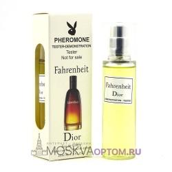 Парфюм с феромоном Christian Dior Fahrenheit 45 ml TESTER