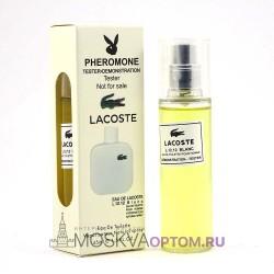 Парфюм с феромоном Lacoste L.12.12 Blanc 45 ml TESTER