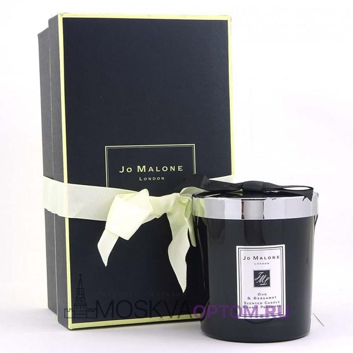Ароматная свеча Jo Malone Oud & Bergamot