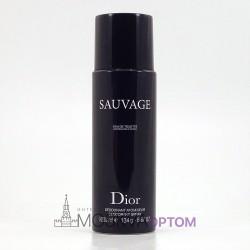 Мужской дезодорант Christian Dior Sauvage 200 ml