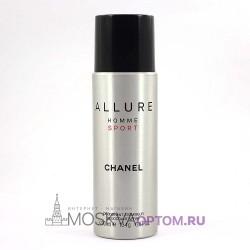 Мужской дезодорант Chanel Allure Homme Sport