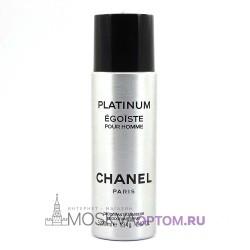 Мужской дезодорант Chanel Egoiste Platinum 200 ml