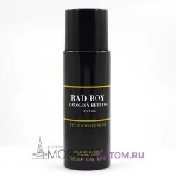 Мужской дезодорант Carolina Herrera Bad Boy 200 ml